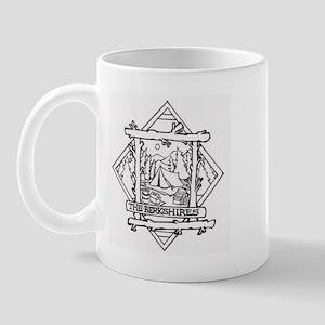 The Berkshires Camping Mug