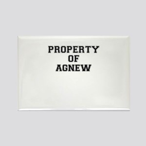 Property of AGNEW Magnets