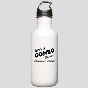 GONZO thing, you would Stainless Water Bottle 1.0L