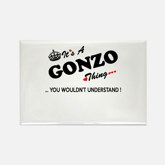 GONZO thing, you wouldn't understand Magnets