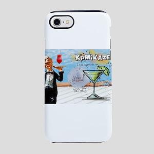 Kamikaze (Pool) iPhone 8/7 Tough Case