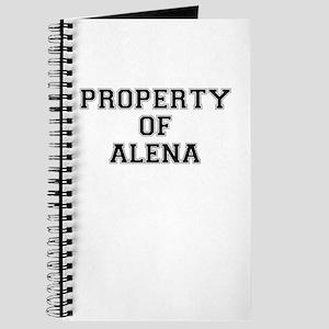 Property of ALENA Journal