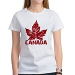 Cool Canada Souvenir Women's T-Shirt
