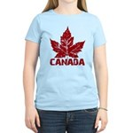 Cool Canada Souvenir Women's Light T-Shirt