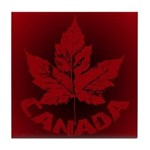 Cool Canada Souvenir Tile Coaster