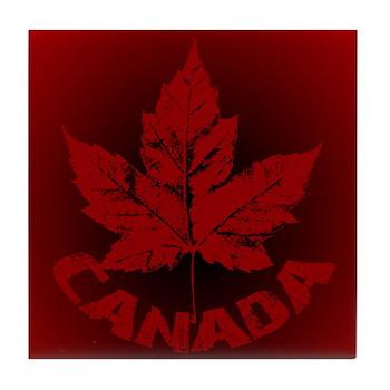Cool Canada Souvenir Tile Coaster