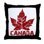 Cool Canada Souvenir Throw Pillow