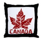 Cool Canada Souvenir Throw Pillow