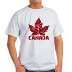 Cool Canada Souvenir Light T-Shirt