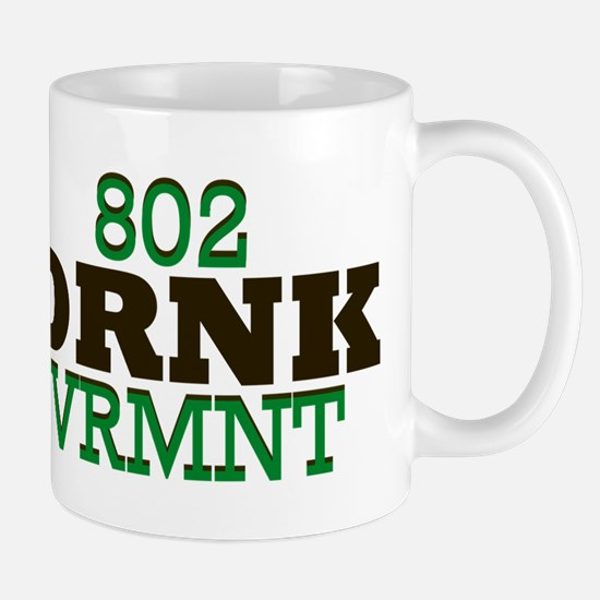 Drink Vermont Beer Local 802 Mugs