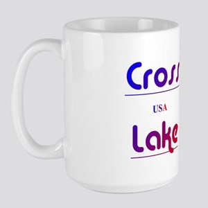 Cross Lake Large Mug