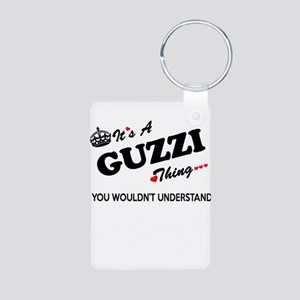GUZZI thing, you wouldn't understand Keychains
