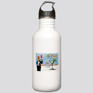 Kamikaze (Pool) Stainless Water Bottle 1.0L
