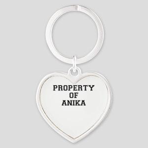 Property of ANIKA Keychains