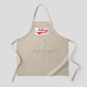 Kiley Vintage (Red) BBQ Apron
