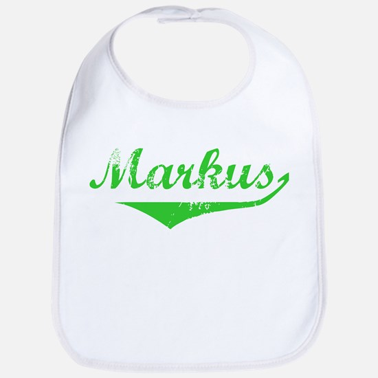 Markus Vintage (Green) Bib