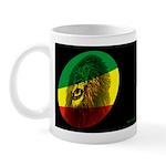 Jah Lion Dark Mug