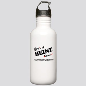 HEINZ thing, you would Stainless Water Bottle 1.0L
