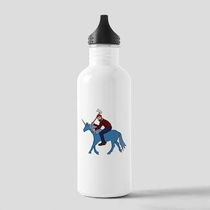 Paul Bunyan Riding Uni Stainless Water Bottle 1.0L