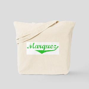 Marquez Vintage (Green) Tote Bag