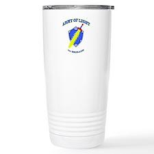 Army of light Travel Mug