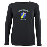 Army of light Plus Size Long Sleeve Tee