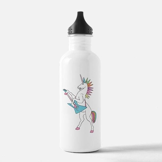Cute Punk Water Bottle