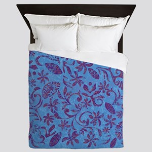 Tatou - Pareu Queen Duvet