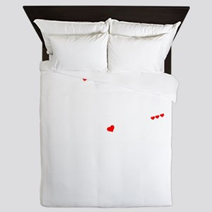 CRUSTY thing, you wouldn't understand Queen Duvet