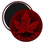 Cool Canada Souvenir Magnet