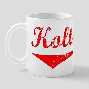 Kolton Vintage (Red) Mug
