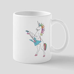 Punk Rock Unicorn Mugs
