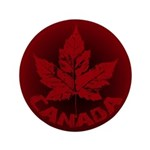 "Cool Canada Souvenir 3.5"" Button (100 pack)"