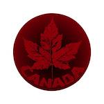 "Cool Canada Souvenir 3.5"" Button (100 pack)"