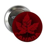 "Cool Canada Souvenir 2.25"" Button"