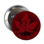 "Cool Canada Souvenir 2.25"" Button (100 pack)"