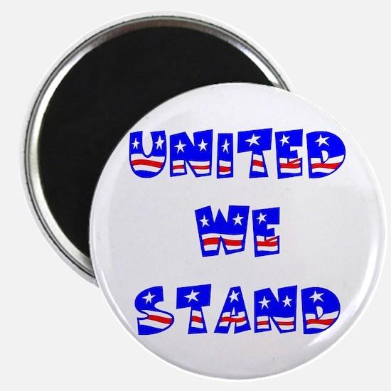 "united 2.25"" Magnet (100 pack)"