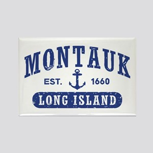Montauk Rectangle Magnet