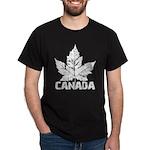 Cool Canada Souvenir Dark T-Shirt