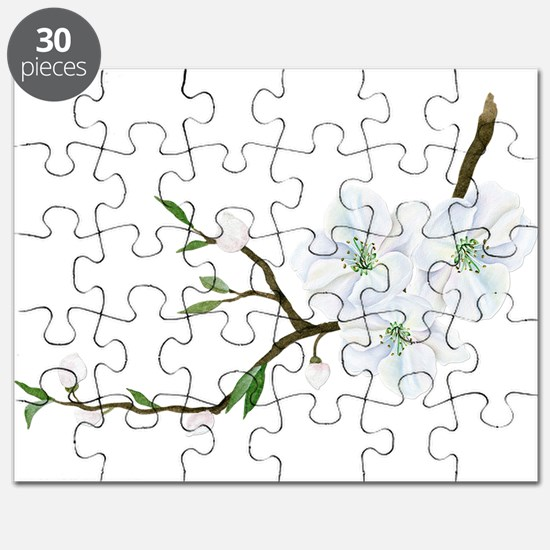 Blooming Twig Puzzle