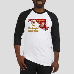 MD-Banner! Baseball Jersey