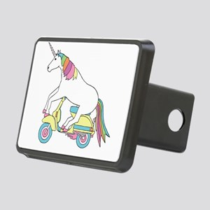 Unicorn Riding Motorscoote Rectangular Hitch Cover