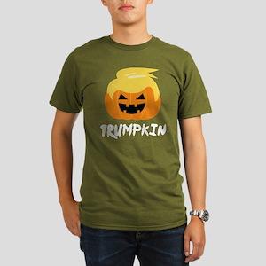 Trumpkin Organic Men's T-Shirt (dark)