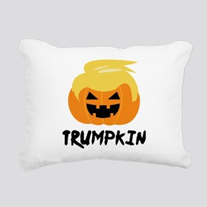 Trumpkin Rectangular Canvas Pillow