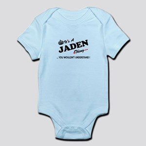 JADEN thing, you wouldn't understand Body Suit