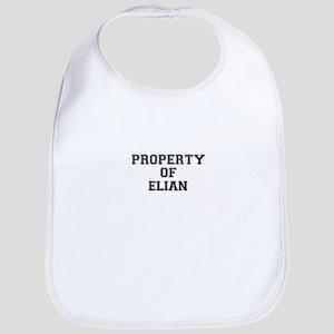 Property of ELIAN Bib