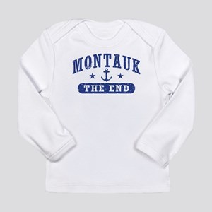 Montauk The End Long Sleeve Infant T-Shirt
