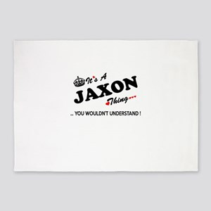 JAXON thing, you wouldn't understan 5'x7'Area Rug