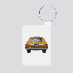 1979 Pacer Aluminum Photo Keychain