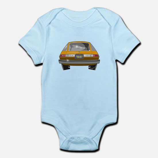 1979 Pacer Infant Bodysuit